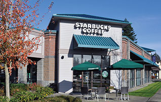 Starbucks Lacey
